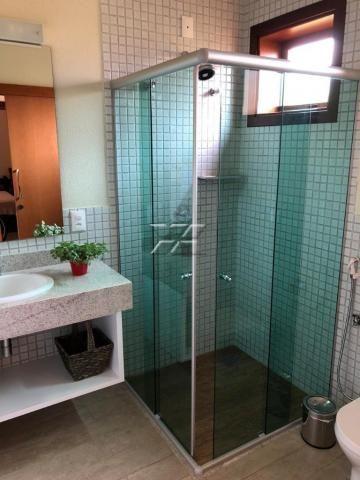 Casa de condomínio à venda com 3 dormitórios em Jardim do horto, Rio claro cod:9551 - Foto 4