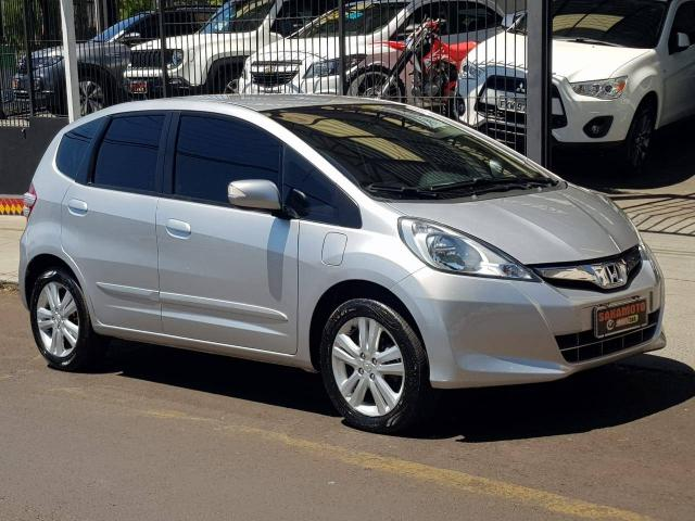 HONDA FIT 2012/2013 1.5 EX 16V FLEX 4P AUTOMÁTICO