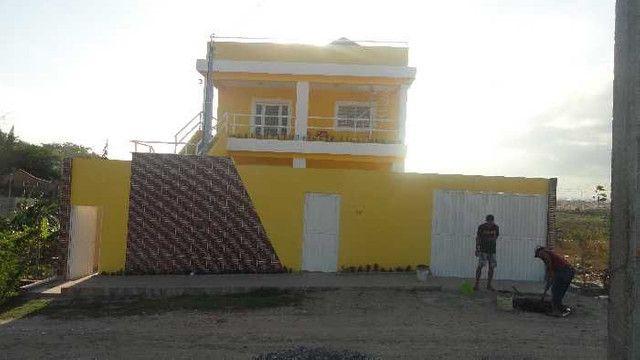 Vendo ou Troco, Prédio com 3 casas e 1 kitnet em Gravatá