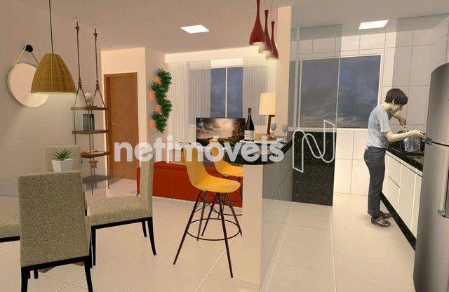Apartamento à venda com 2 dormitórios em Santa mônica, Belo horizonte cod:784434
