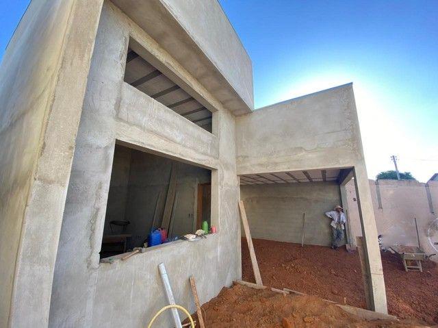 Casa para venda em Itamaraty - Anápolis - GO possui 150 metros quadrados com 3 quartos - Foto 2