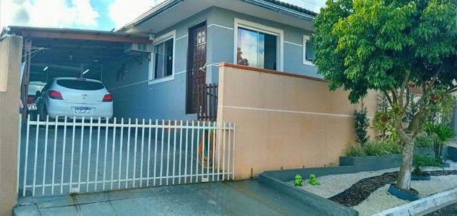 Casa bairro Embu Colombo PR