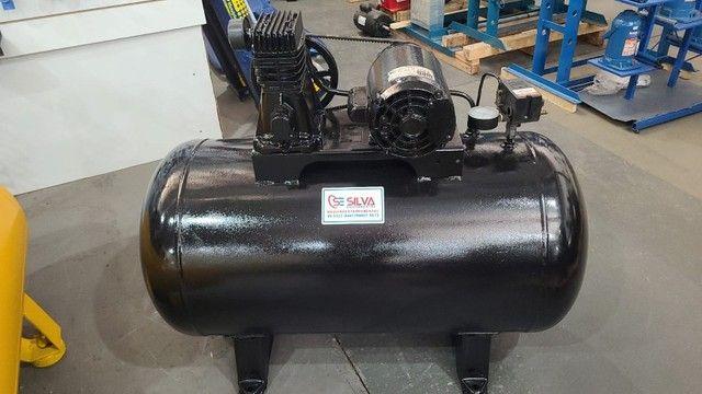 Compressor de ar 10 pés Revisado (CSL 10ML) Schulz