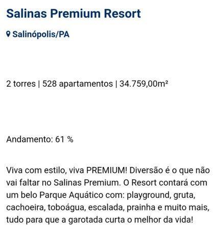 Baixou!!! 9° andar do Salinas Premium Resort em Salinópolis - Foto 5