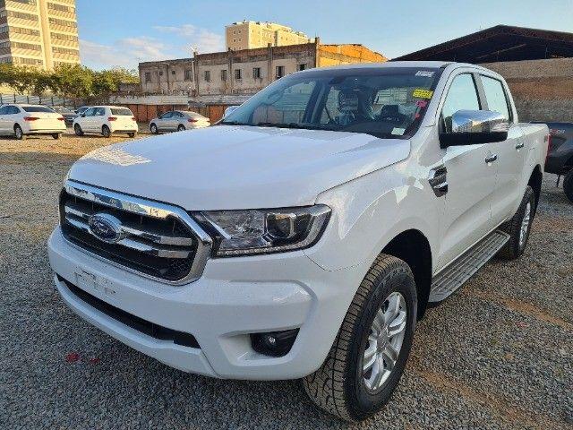 Ford Ranger XLT 3.2 Diesel 4x4 AT 2022 - garantimos o seu carro.