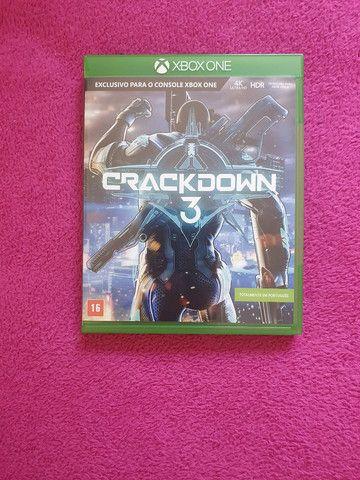 Crackdown 3 xbox one original