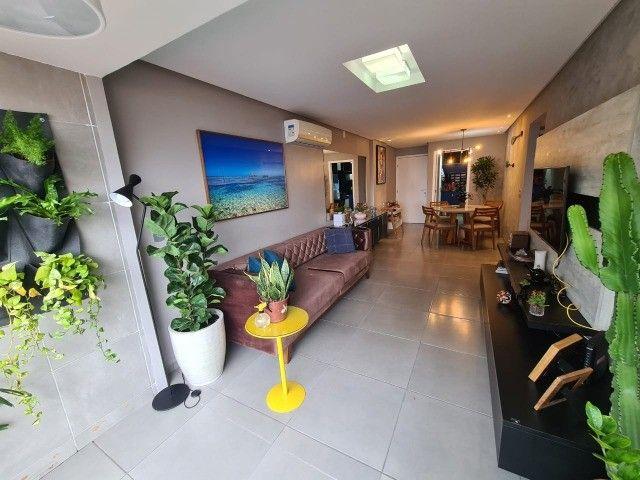 Apartamento na Jatiúca, 84m². 3/4 - 1 suíte, nascente - Foto 3