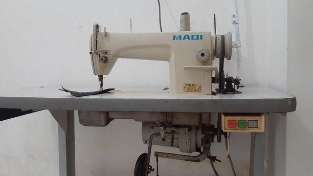 Maquina de costura reta industrial - Foto 3