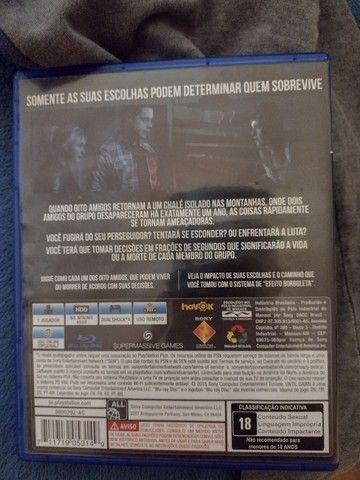 Until Dawn Playstation 4 - Foto 2