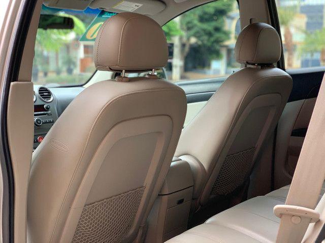Chevrolet Captiva 2.4 Sport Fwd - Interna Caramelo - Foto 10