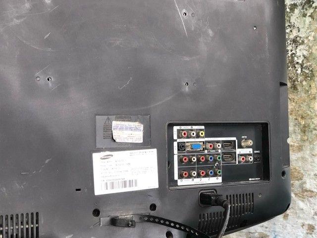Tv Samsung lcd 26 polegadas ( sem conversor digital )  - Foto 2