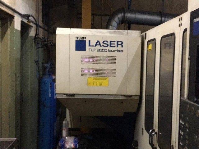 Máquina de Corte a Laser Trumpf 3030 ? 3000W - Foto 2
