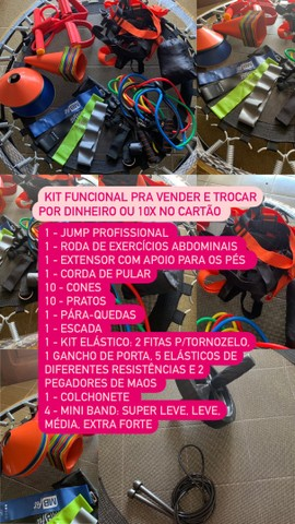 Kit Funcional  - Foto 3