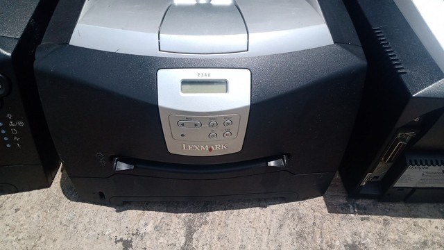Impressora Lexmark E340 - Foto 2