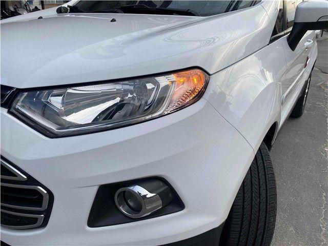 Ford Ecosport 2014 1.6 titanium 16v flex 4p manual - Foto 5