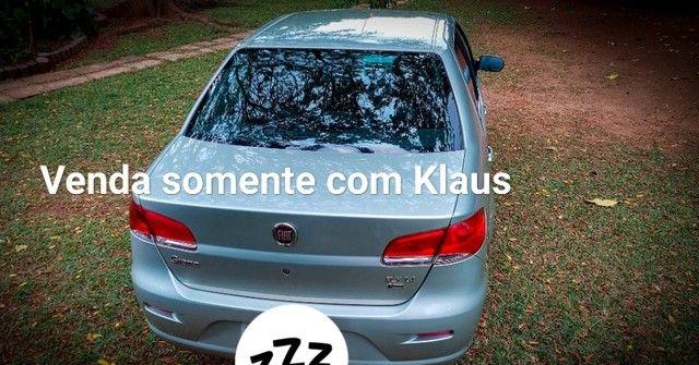 Fiat Siena ELX 1.4 Flex - Super Conservado - Único dono - Brasília/DF - Foto 2