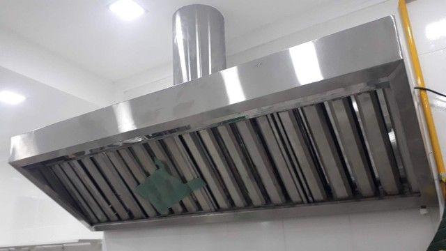 Coifa filtro inox - Foto 2