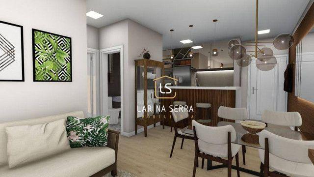 Apartamento com 1 dormitório à venda, 94 m² por R$ 369.600,00 - Centro - Canela/RS - Foto 4