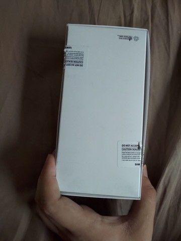 Samsung Galaxy A72 Branco 6GB/128GB - NF Garantia de 1 ano [NOVO] - Foto 3