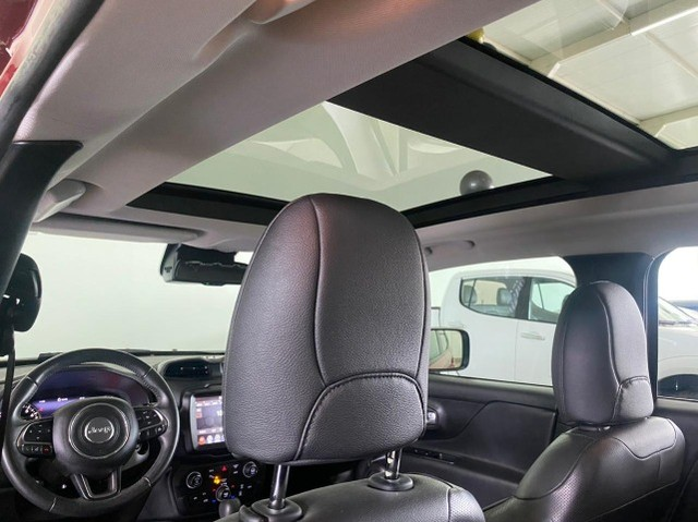 Jeep Renegade Limited 1.8 Flex Ano 2019 Aut.- Teto solar Panorâmico - Ipva Pago - Foto 15