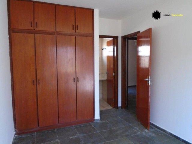 Apartamento com 2 dormitórios para alugar, 80 m² por R$ 950,00/mês - Vila Morumbi - Campo  - Foto 8