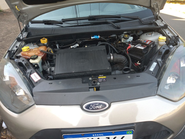 Fiesta Class - 2012- Sem detalhes! Motor 1.6 - Foto 14