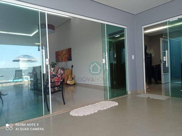 Casa com 3 dormitórios à venda, 220 m² por R$ 850.000,00 - Agua Limpa Park - Campo Grande/ - Foto 7
