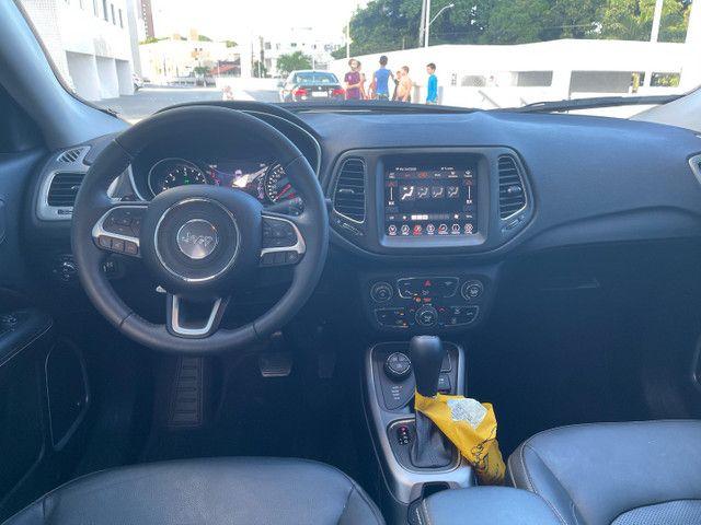 Compass longitude! Diesel! 2020! Pacote premium! - Foto 10
