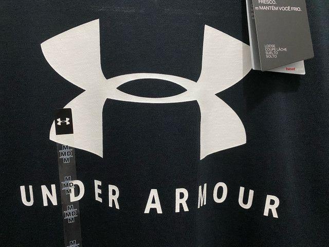 Camiseta Feminina Under Armour M - Foto 2