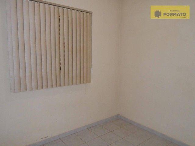 Apartamento com 2 dormitórios para alugar, 75 m² por R$ 700,00/mês - Jardim São Lourenço - - Foto 5