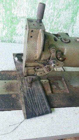 Máquina de costura para tapeceiro. - Foto 5