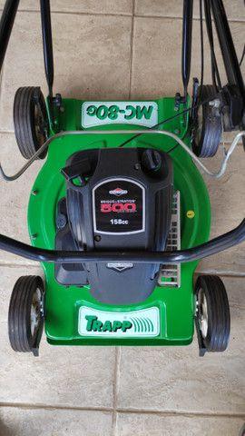 Cortador de grama a gasolina MC 80g - Foto 3