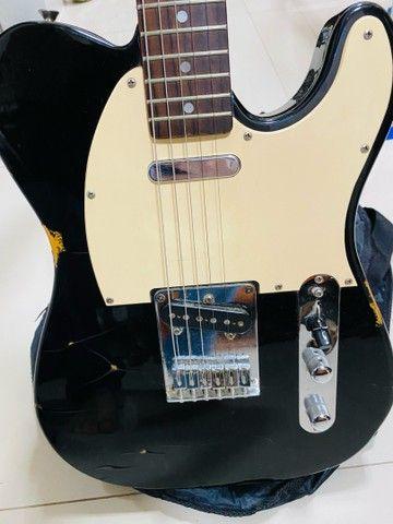 Guitarra fender squier telecaster - Foto 3