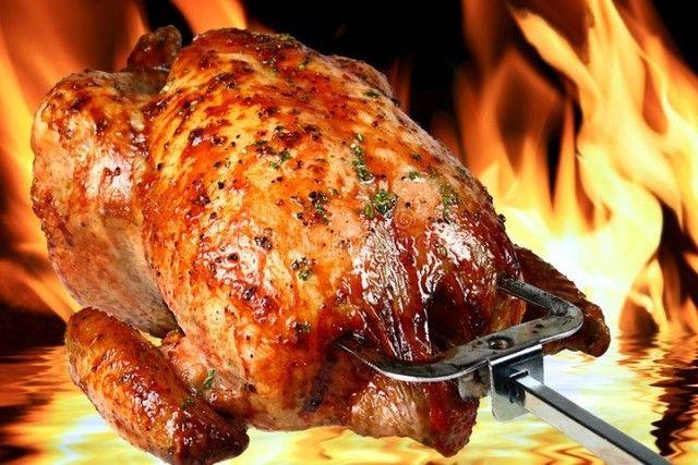 v- Assador de frangos 30 frangos  - Foto 2
