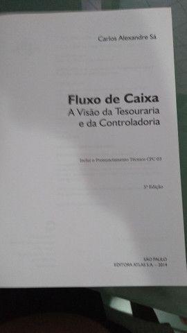 Livro Fluxo de Caixa - Foto 3
