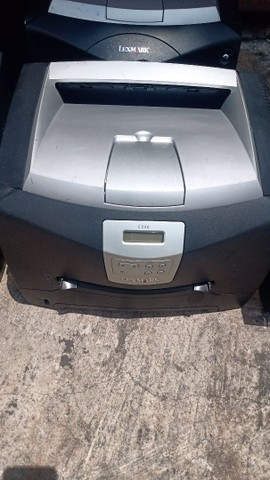 Impressora Lexmark E340