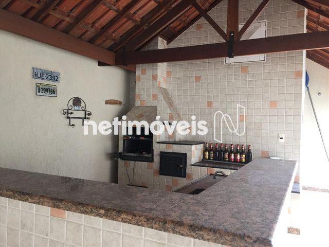 Casa à venda com 4 dormitórios em Castelo, Belo horizonte cod:741602 - Foto 3