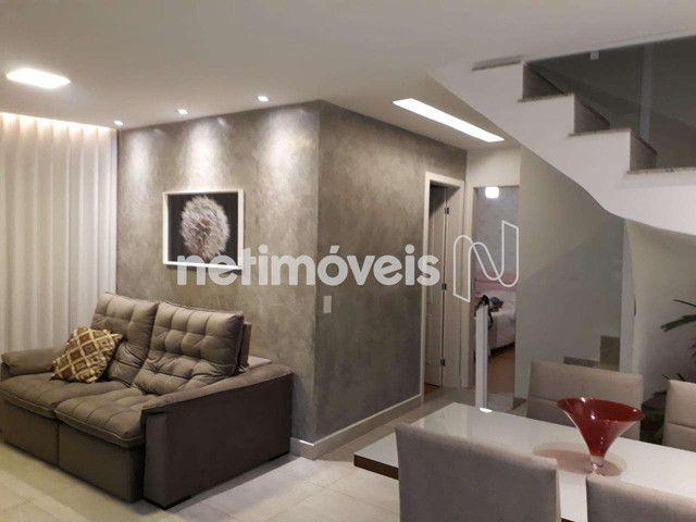 Apartamento à venda com 3 dormitórios em Castelo, Belo horizonte cod:785501 - Foto 2