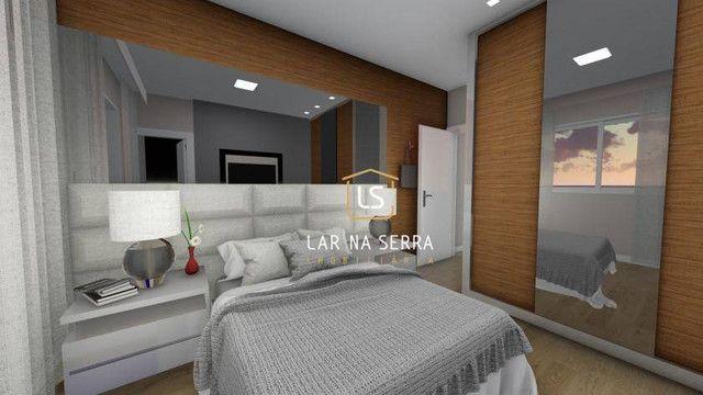 Apartamento com 1 dormitório à venda, 94 m² por R$ 369.600,00 - Centro - Canela/RS - Foto 13