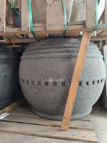 Conjunto de vasos para Paisagismo