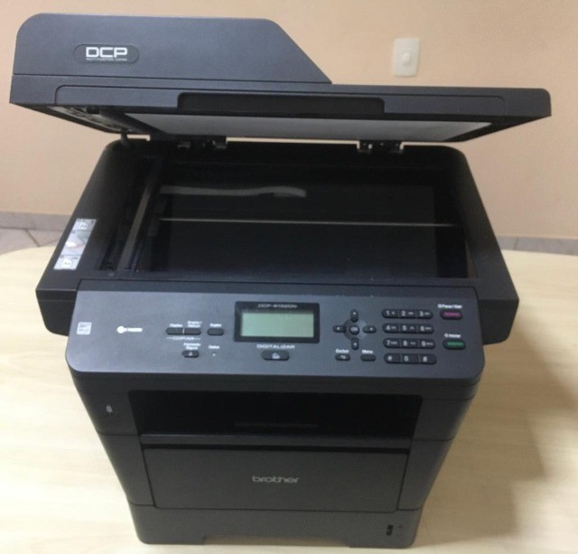 Impressora Brother DCP 8152DN
