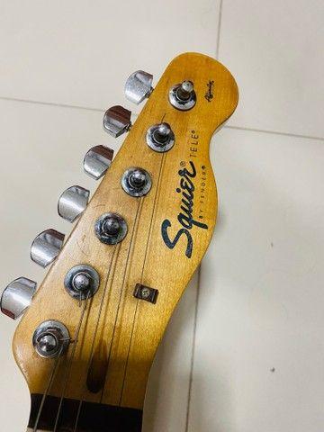 Guitarra fender squier telecaster - Foto 2
