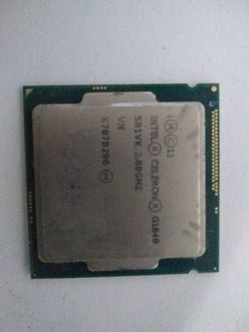 Processador Intel Celeron G1840