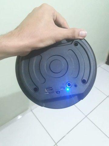 Caixa de som Bluetooth Usb Wireless Speaker Kimiso Kms-6681 - Foto 2