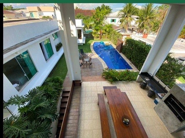 Condomínio itaporanga Três Casa 5 Quartos Ponta Negra  - Foto 13