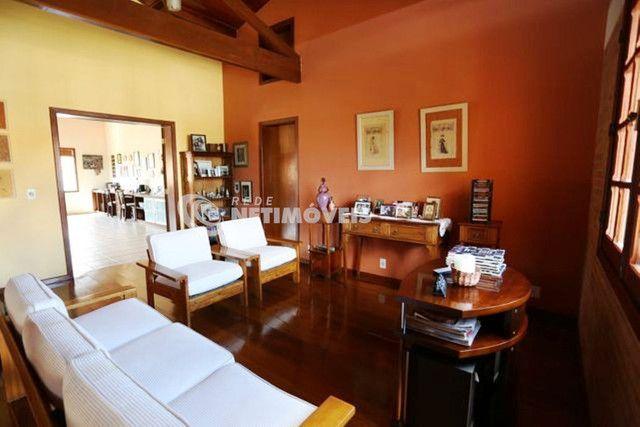 Casa à venda com 4 dormitórios em Itapoã, Belo horizonte cod:631309 - Foto 3