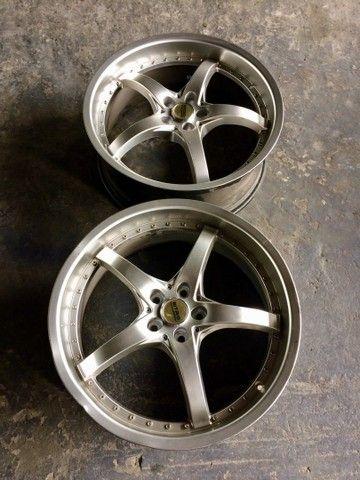 Rodas 20 Nitro Wheels 5x112 5x114 - Foto 5
