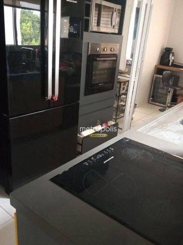 Apartamento com 4 dormitórios à venda, 179 m² por R$ 2.100.000,00 - Cerâmica - São Caetano - Foto 4