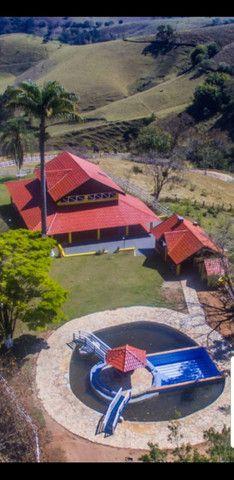 Magnífica Chácara Com 30.000m² Em Piranguçu/Mg, Um Verdadeiro Clube! - Foto 4