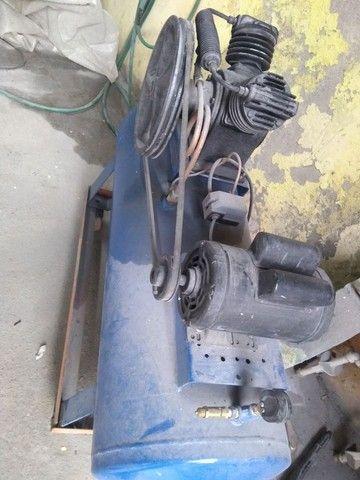 Compressor 200 litros  - Foto 4